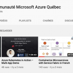 azureqc on youtube